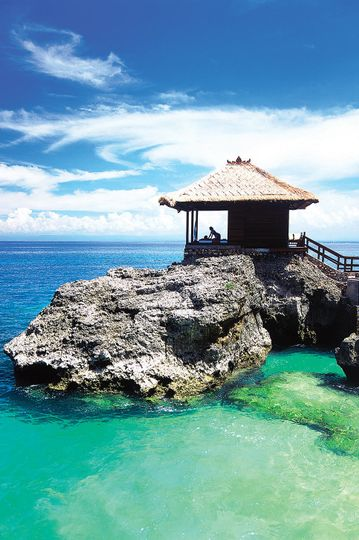 Gazebo in Bali