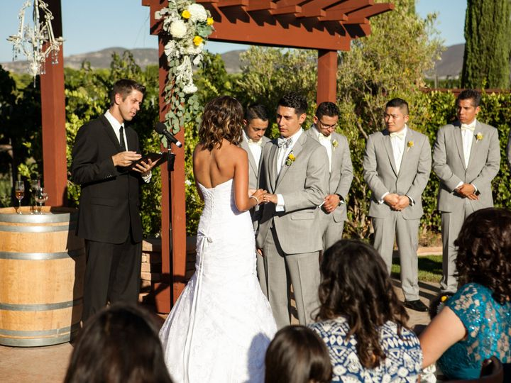 Tmx 1414354716781 Mm 656 Temecula, CA wedding officiant