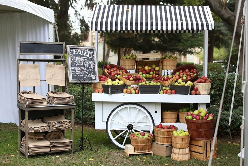 APple cart