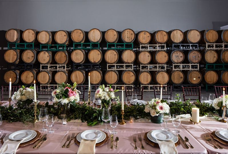 Barrel Room King's Table