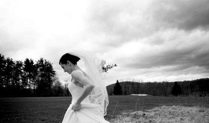 Candlelight Wedding Photography 1