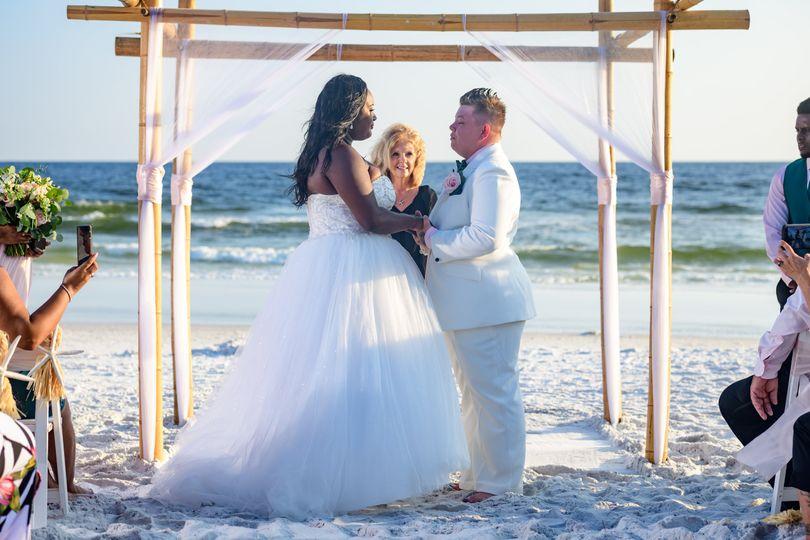 Lovely brides!