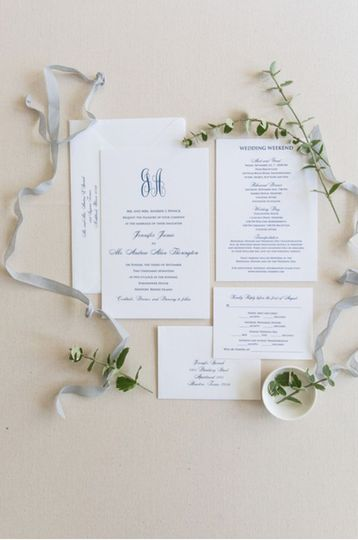 New England Invitations