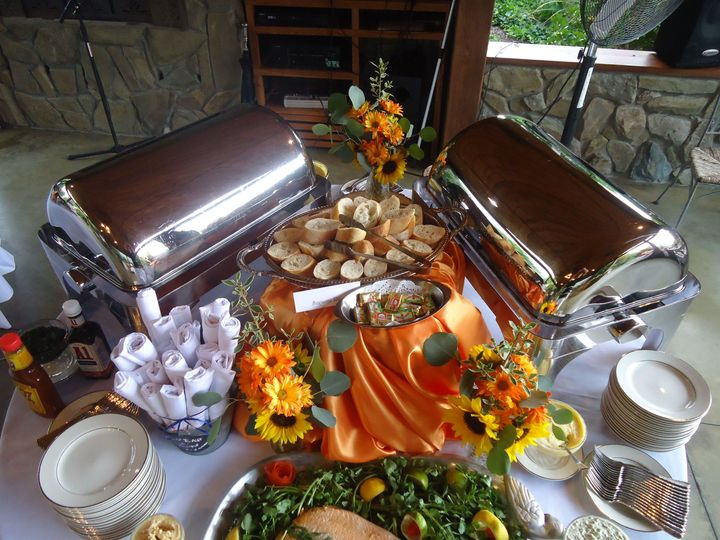 Buffet Display