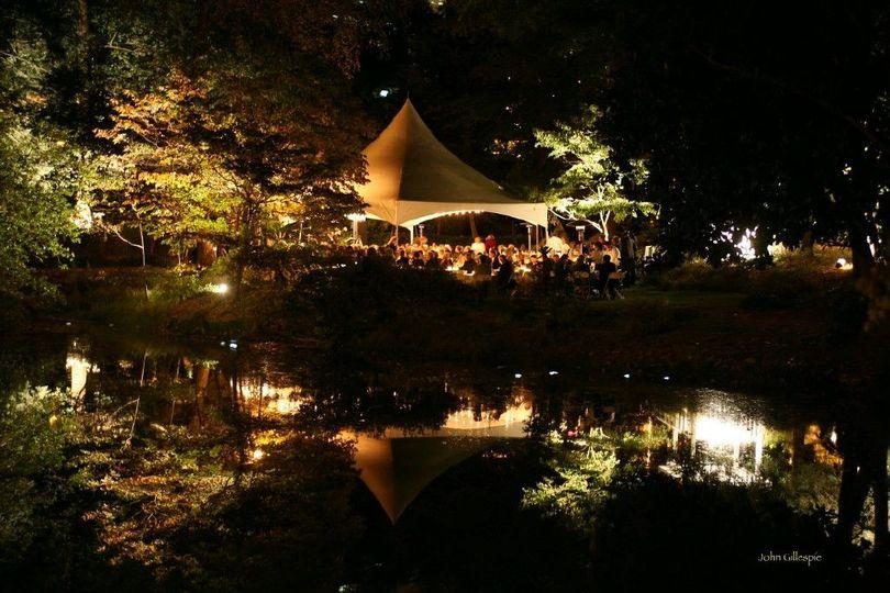 Tent & Lights