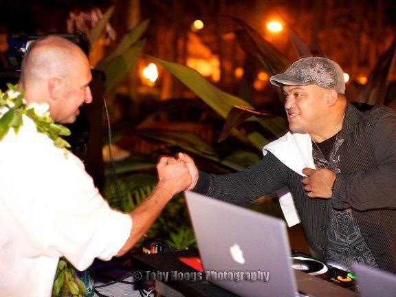 June 2011 Wedding DJ TIGER