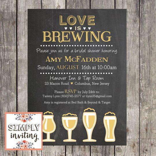 Simply Inviting Invitations Corning Ny Weddingwire