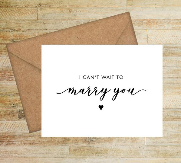 i cant wait to marry you wedding day card 51 58786 160035772679742