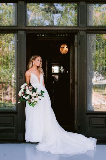 River Forest Manor Wedding
