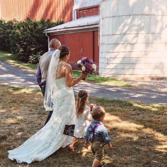 Toganenwood Estate Barn Weddings / Events Center, Inc