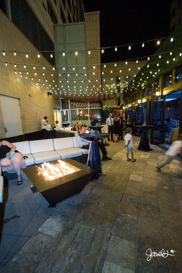 Fireside Patio