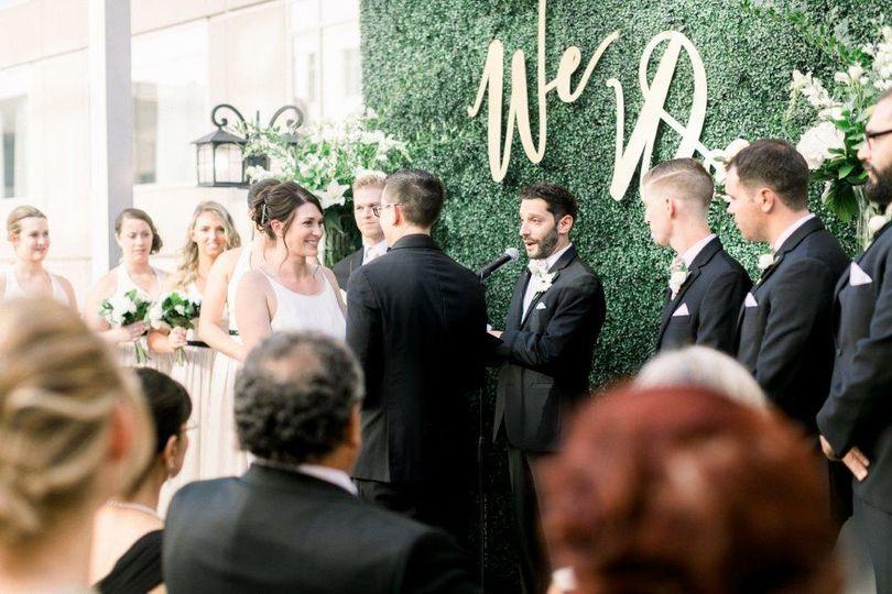 The Deck Ceremony