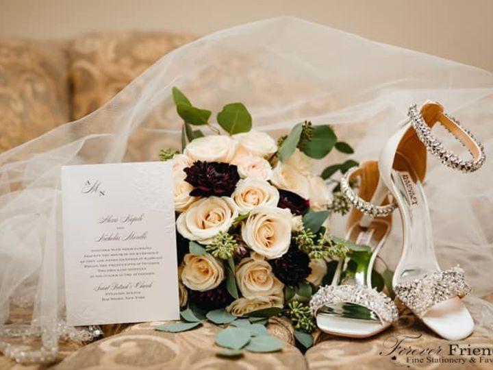 Tmx Alexis And Nicholas Invite Pic1 Use 51 151886 158123241238545 Old Bethpage, NY wedding invitation