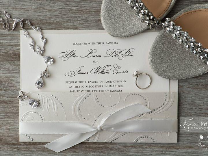 Tmx Allisa And James Invitation Pic 1 51 151886 Old Bethpage, NY wedding invitation