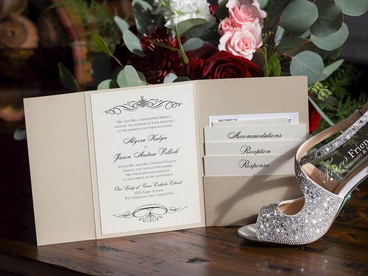 Tmx Alyssa And Jason Invite Use 51 151886 158097083579426 Old Bethpage, NY wedding invitation