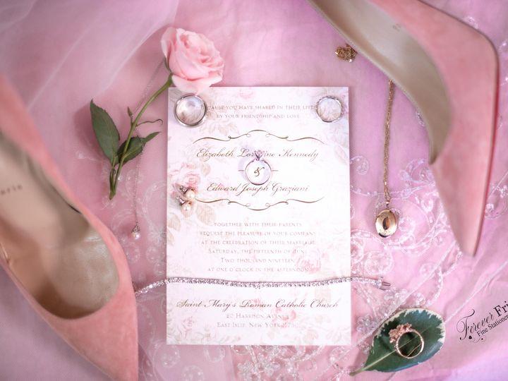 Tmx Elizabeth And Edward Invite Pic 1 Use 1 51 151886 1563406985 Old Bethpage, NY wedding invitation
