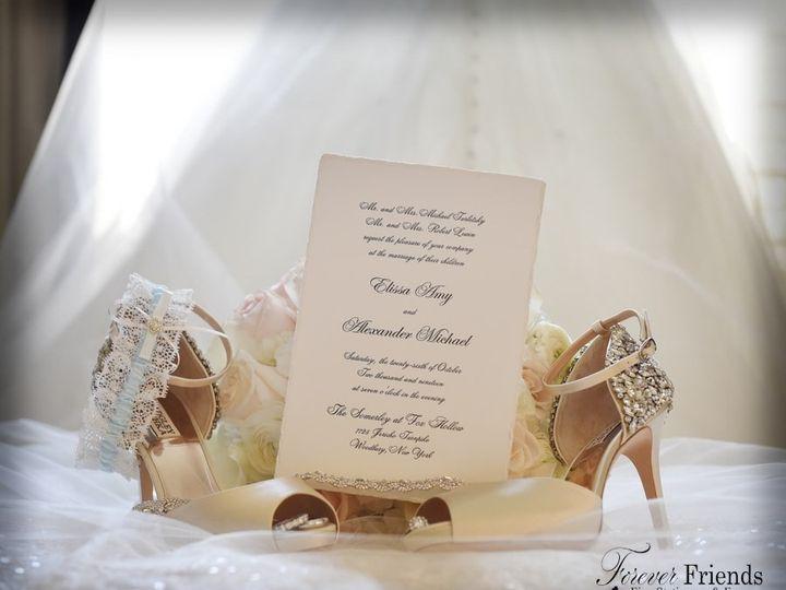 Tmx Ellissa And Alexander Invite Pic Use Use 51 151886 157889793275093 Old Bethpage, NY wedding invitation