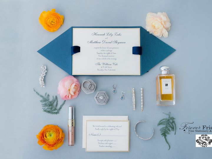 Tmx Hannah Matt Wedding Use Use Use Use 51 151886 1561320730 Old Bethpage, NY wedding invitation