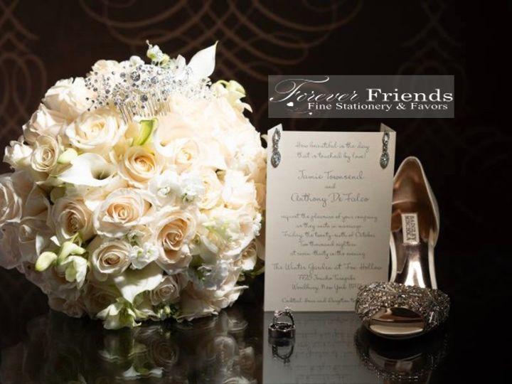 Tmx Jamie And Anthony Invite 51 151886 Old Bethpage, NY wedding invitation