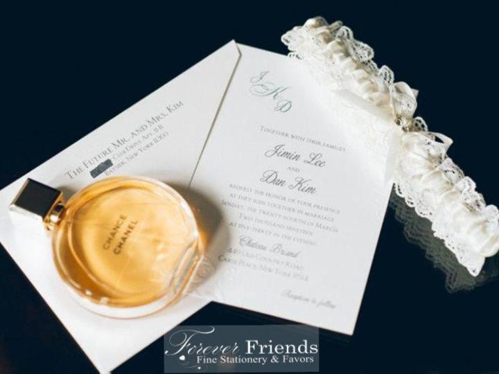Tmx Jimin And Dan Wedding Invitation Pic Use Use Use 51 151886 1556345601 Old Bethpage, NY wedding invitation