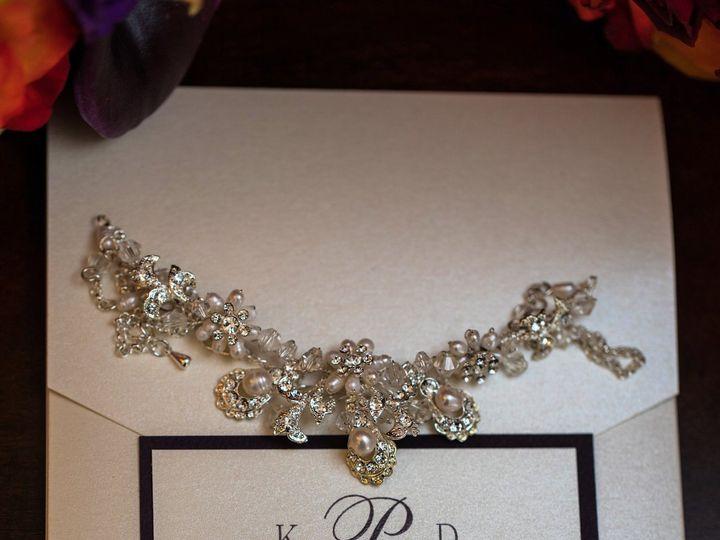 Tmx Krista And Dennis Invite 1 51 151886 Old Bethpage, NY wedding invitation