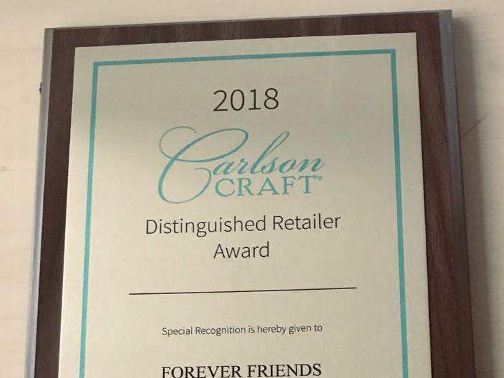 Tmx My Award 2018 51 151886 Old Bethpage, NY wedding invitation