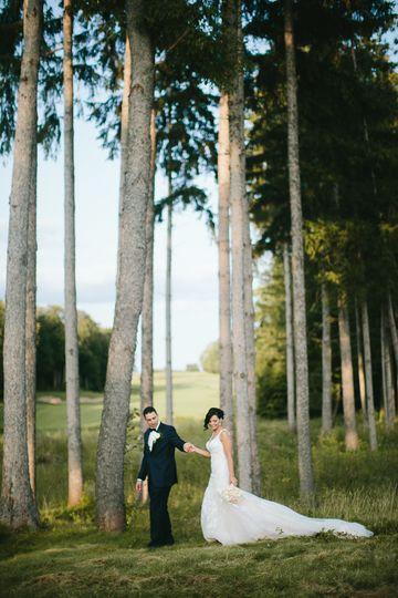 Wedding at Turning Stone