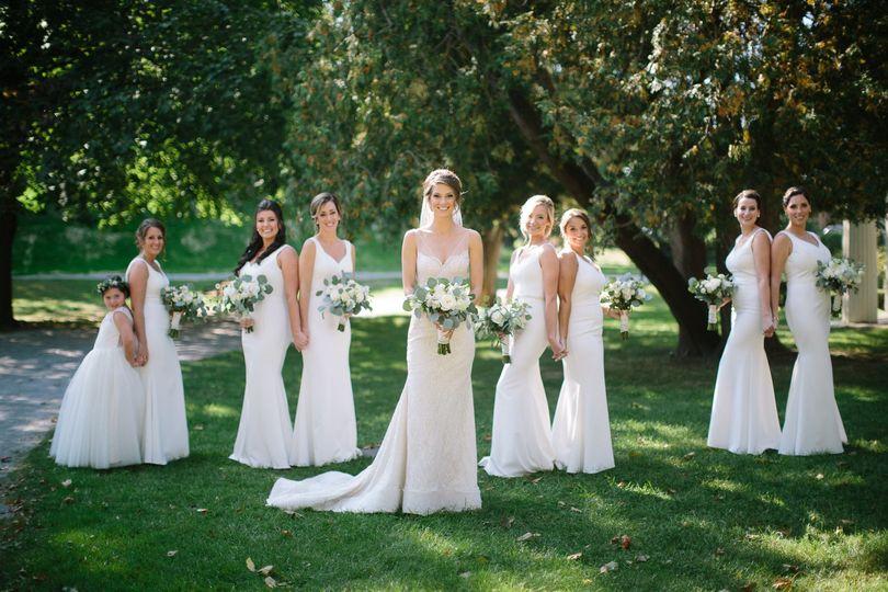 Wedding in Saratoga Springs