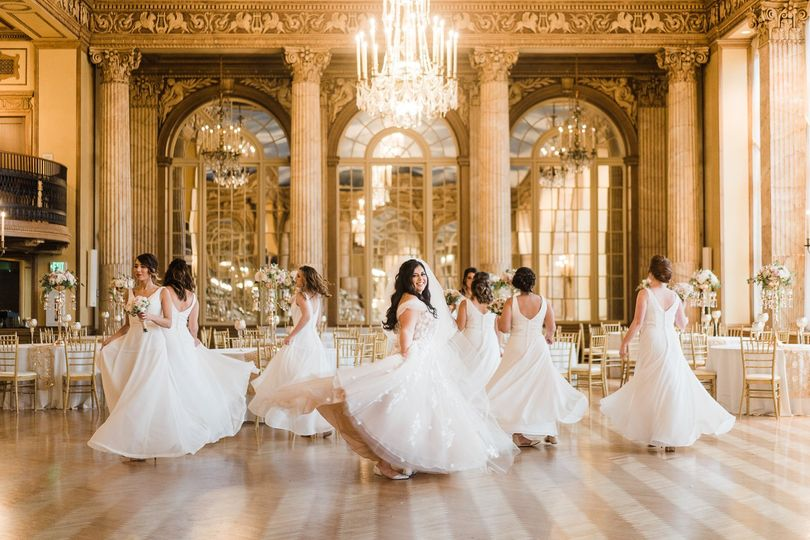 Wedding at Marriott Syracuse