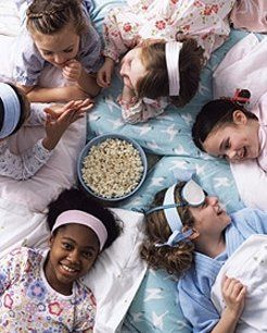 Why should grown-ups have all the fun? We have a variety of children's spa parties to fit any theme...