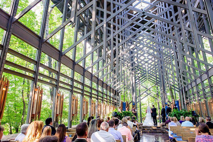 Thorncrown Chapel Reviews Amp Ratings Wedding Ceremony Amp Reception Venue Missouri