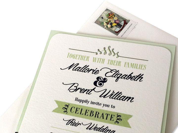 Tmx 1507636072467 Img8305 Mooresville wedding invitation