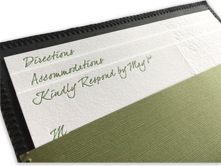 Tmx 1507636421289 Inviteback Mooresville wedding invitation