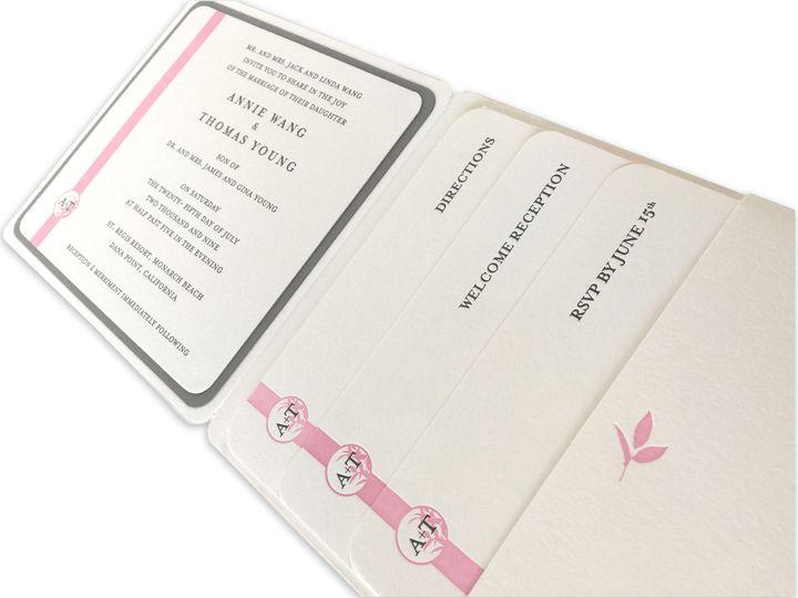 Tmx 1507636458183 A.tinvite Mooresville wedding invitation