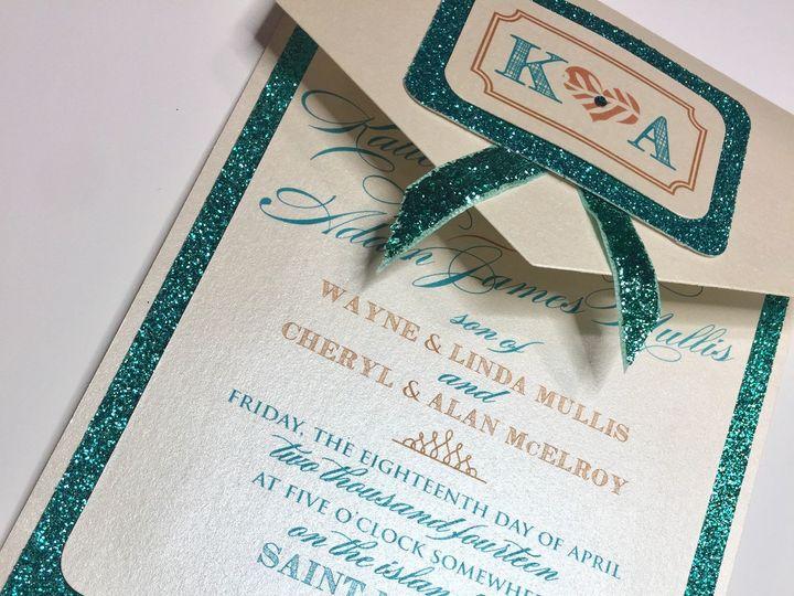 Tmx 1507642951736 Img9411 Mooresville wedding invitation