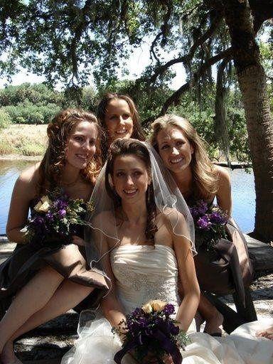 3.25.2007 Wedding Myakka State Park