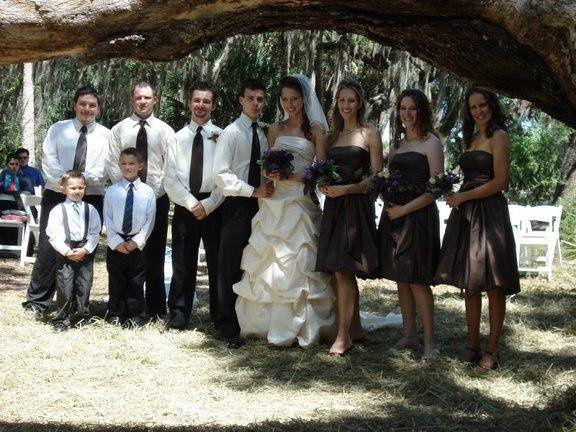 3.25.2007 Myakka State Park Wedding