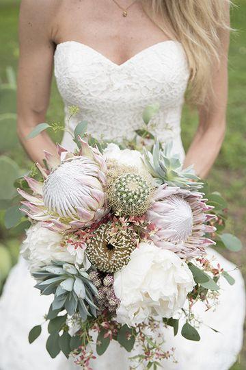 austin backyard wedding photos by martina summer 1
