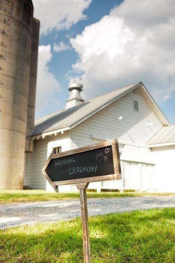 dairy barn wedding 1