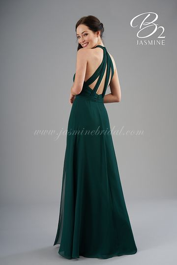 B2 bridesmaid dress