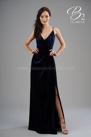 B2 bridesmaid dress