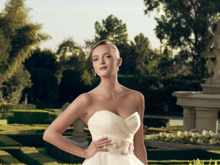 Tmx Casablanca 2174 51 5886 Mechanicsburg, Pennsylvania wedding dress