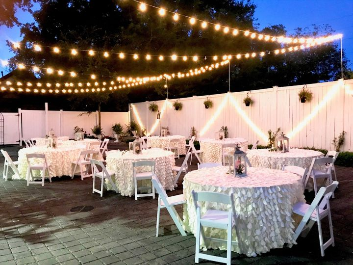 A Savannah event venue