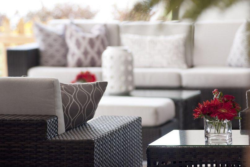 Sofa details