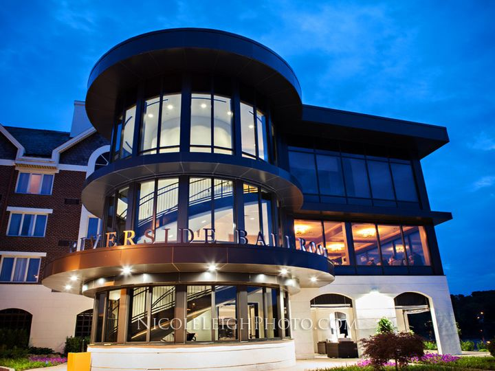 Tmx 1424805529839 12 Exterior Ballroom Lambertville, NJ wedding venue