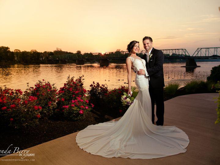 Tmx 1484683891 B330acf2f0ad50c2 COUPLE AT SUNSET Lambertville, NJ wedding venue