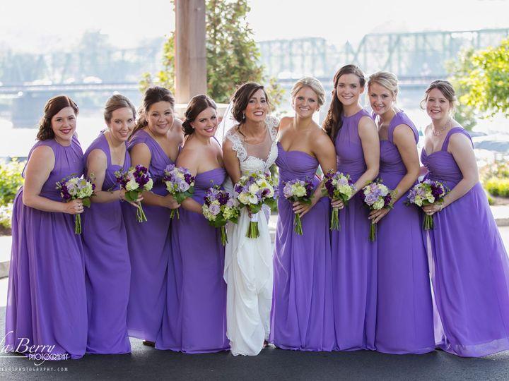 Tmx Bride With Girls 51 29886 Lambertville, NJ wedding venue