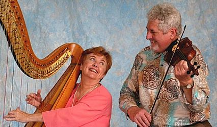 Kraichy and Erickson Harp and Violin 1