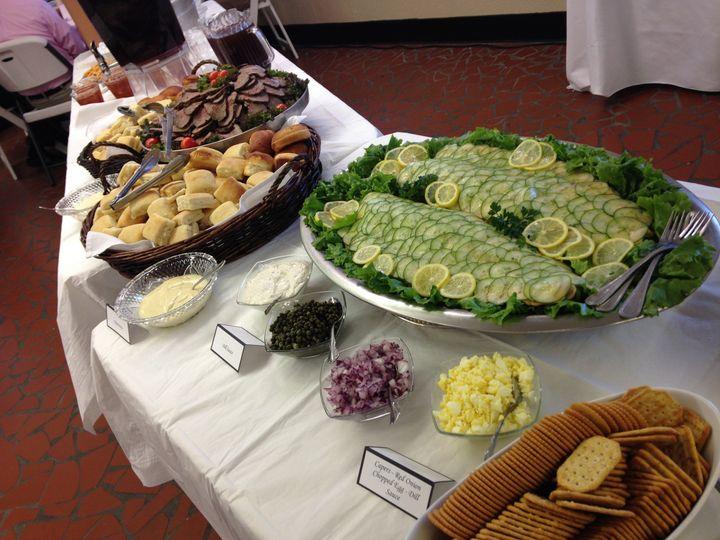 Tmx 1446742781233 2 Half Poached Salmon Winston Salem, NC wedding catering