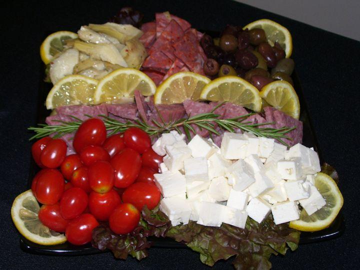 Tmx 1446742802070 Antipasto Platter Winston Salem, NC wedding catering